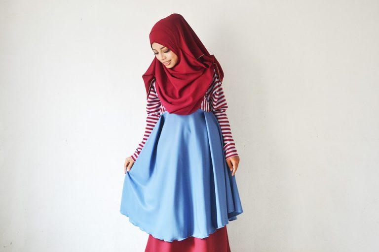 Lihat Wanita Ini, Jualan Tudung Cecah RM14,191.47 Di Ebay!
